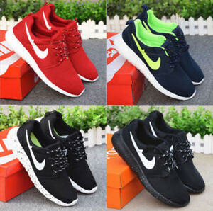 Hot Fashion Womens Trainer Running Sneakers Lace up Casual Athletic Sports Shoes