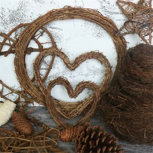 DIY-Christmas-Natural-Dried-Rattan-Wreath-Xmas-Garland-Home-Door-Wall-Deco-Deko
