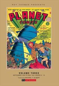 Planet-Comics-Volume-3-Golden-Age-Sci-Fi-HC-Nick-Cardy-2013-PS-Artbooks