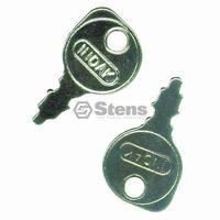 Stens 430-009 2pk Lawn Tractor Ignition Key Indak Switch Keys Briggs 691959