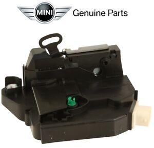 For Mini Cooper 02 08 Front Driver Left Door Lock Actuator Genuine 51200556768 Ebay