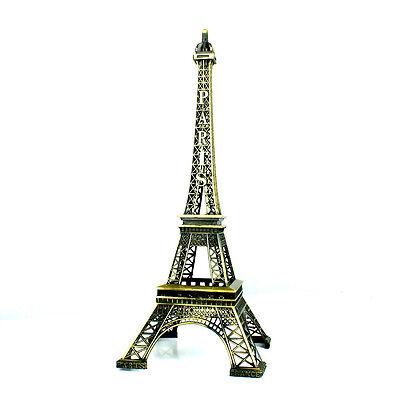 2.Wahl Eiffelturm 38 cm Eiffel Turm Paris Frankreich Metall Modell B-Ware