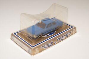 B-NOREV-MINI-JET-416-BMW-633-CF-BLUE-MINT-BOXED