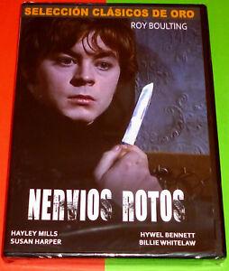 NERVIOS-ROTOS-TWISTED-NERVE-Roy-Boulting-1968-English-Espanol-Precintada