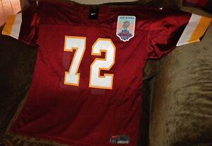new products 331f9 05085 Detalhes sobre Raro Dexter Manley Jersey! Washington Redskins Xl Nova xxih  Patch Super Bowl!- mostrar título no original