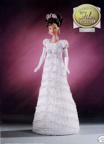My Fair Lady Outfit for Barbie Doll Annie/'s Film Collection Crochet Pattern NEW