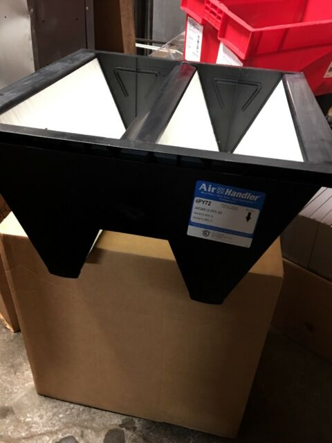 MERV 14 24x24x12 V-Bank Air Filter
