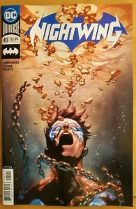 NIGHTWING-40b-2018-DC-Universe-Comics-VF-NM-Book