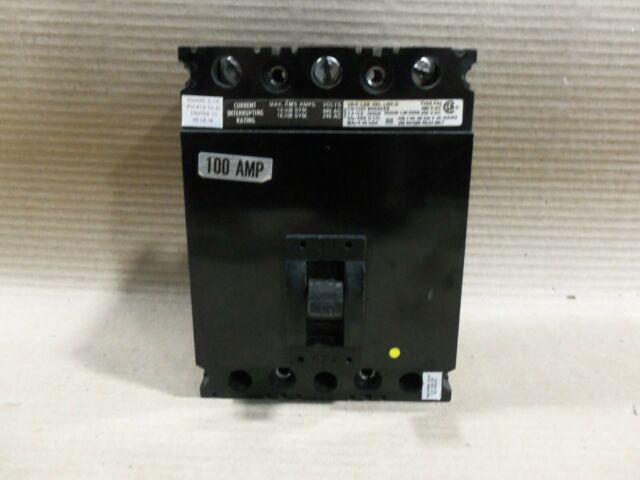 Square D FAL34100 Industrial Control System for sale online