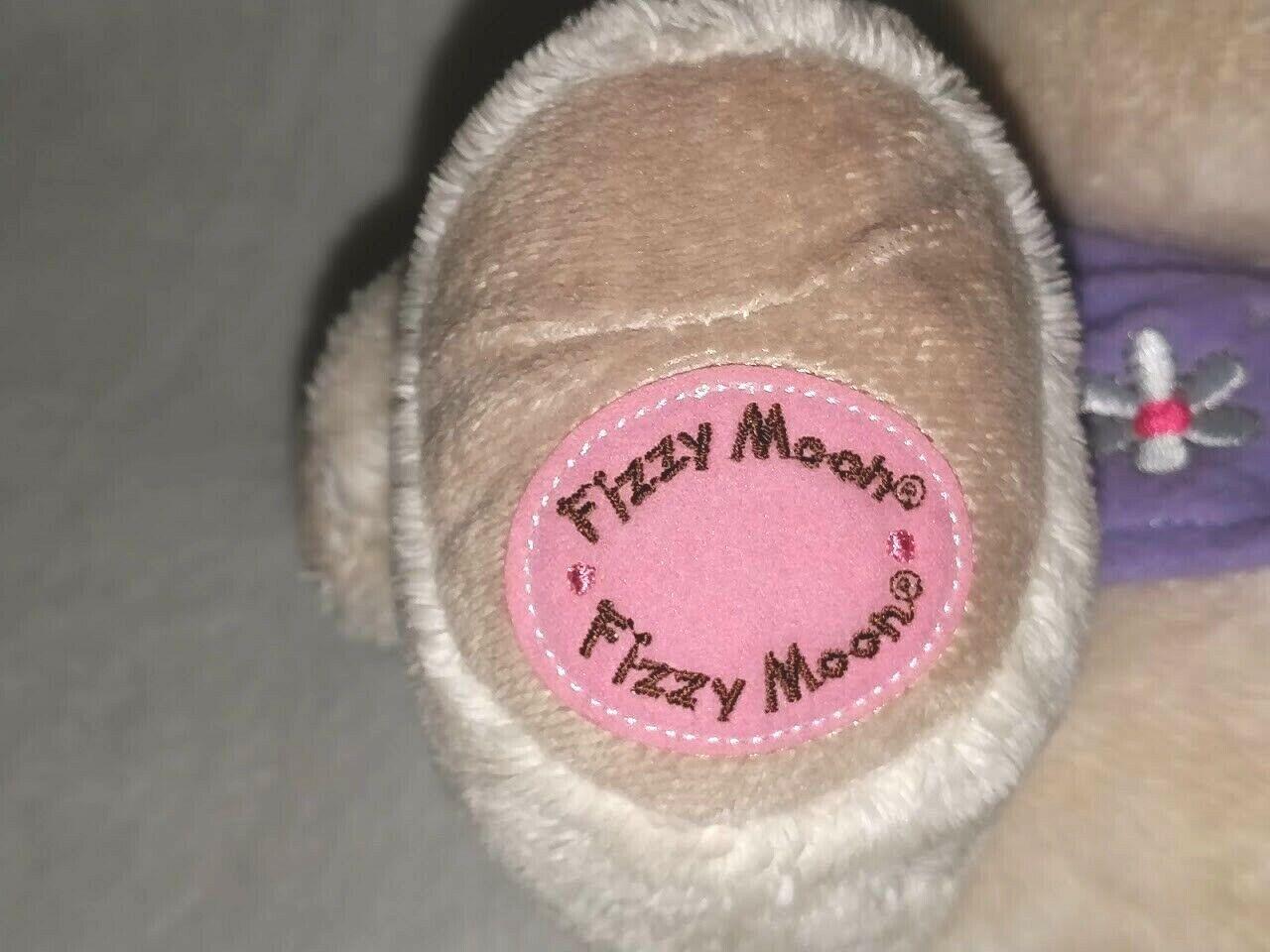 FIZZY MOON PLUSH giocattolo Monchiave PAPER ISLe LTD LTD LTD 8  viola - Mum 1f5470