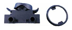 Einbau-Wippenschalter-fuer-Lampe-Wippschalter-6A-250V-Schwarz