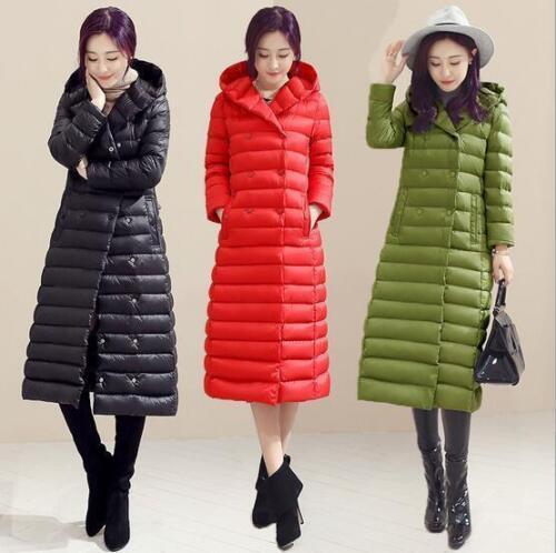 Outwear Down Long Duck Ultralight Parka N011 Hooded Hvid 90 Jacket Kvinder Coat ZBnpvvW