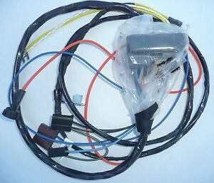 wiring engine harness chevelle 68 69 396 hei big block warning rh ebay com