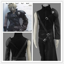 Final Fantasy VII Cloud Claude Cosplay Costume final fantasy 7 cloud strife