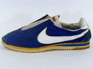 31a328eff4ba Vintage Nike Cortez Nylon - original 1973 1974 1970s 70s made in ...