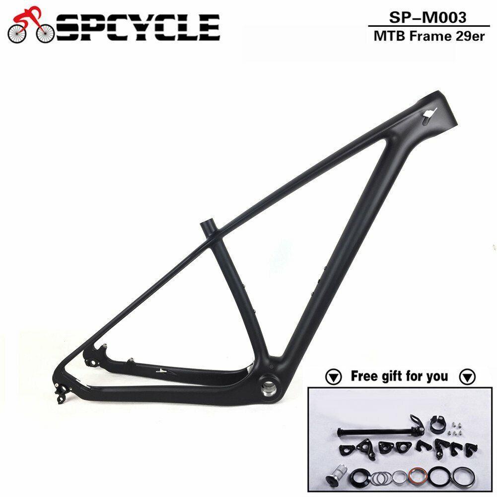 27.5er 29er Carbonio Mountain Bike Frames T1000 Carbonio MTB Bicicletta CORNICI BSA 73mm