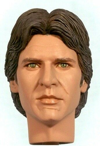 1:6 Custom Head of Harrison Ford: Han Solo in Star Wars