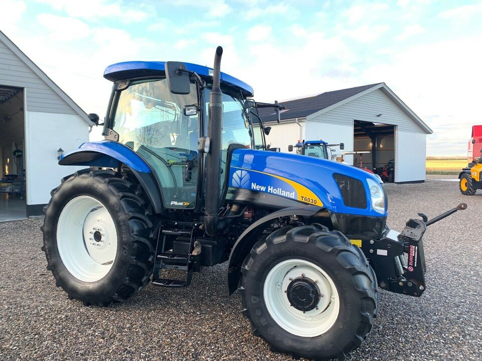 new holland , T6030, timer 4200
