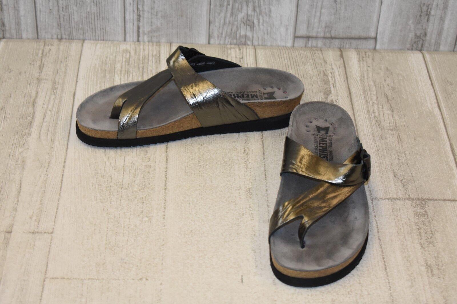 Mephisto Helen Footbed Sandal - Women's Size 7, Grey
