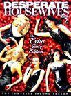 Desperate Housewives Season 2 The Extra Juicy Edit 2006 Region 1 DVD WS