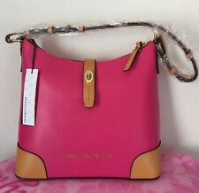 cdc1e28fb5dc item 6 Dooney   Bourke Claremont Hobo Med Leather Bag Purse Tote-FUCHSIA - Dooney   Bourke Claremont Hobo Med Leather Bag Purse Tote-FUCHSIA
