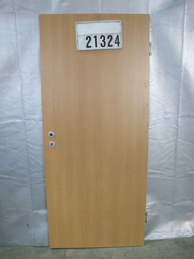 Westag Tür Zimmertür Innentür Türblatt Buche DIN Rechts 1985x860x40mm  21324