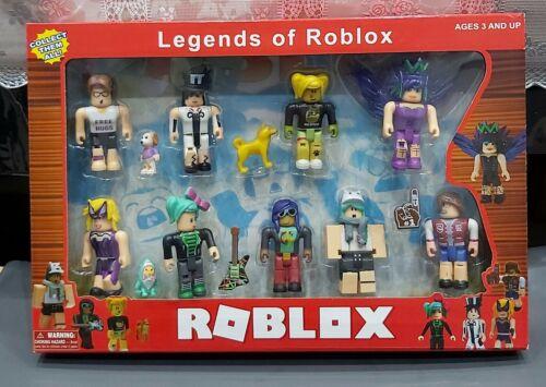 ROBLOX Character Figures Action Figure Jouet Jeu Set Cadeau de Noël NEUF