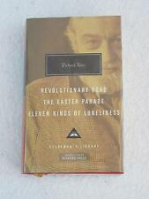 Revolutionary Road, the Easter Parade, Eleven Kinds of Loneliness by Richard Price and Richard Yates (2009, Hardcover)