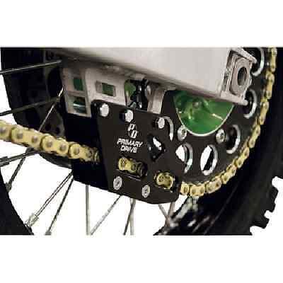 Primary Drive Rear Chain Guard Guide Black Honda 1263350006
