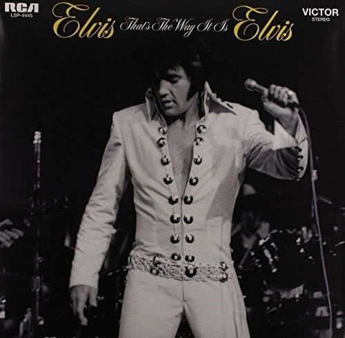 Elvis Presley - That's the Way It Is [New Vinyl] Holland - Import