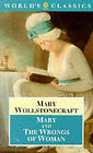 Mary by Mary Wollstonecraft (Paperback, 1980)