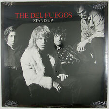 DEL FUEGOS Stand Up LP 1987 ALT/INDIE (STILL SEALED)