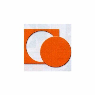 Artemio 2.5 cm Big Orange by Artemio Dragonfly Lever Punch