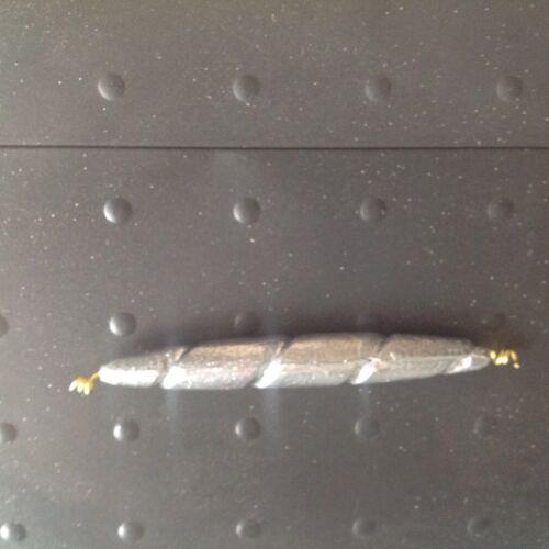 environ 70.87 g Spirale plomb Pêche Poids 4 x 2.5 oz