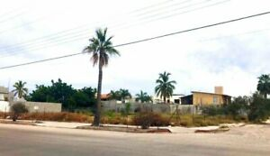 Se vende terreno residencial en esquina Bellavista