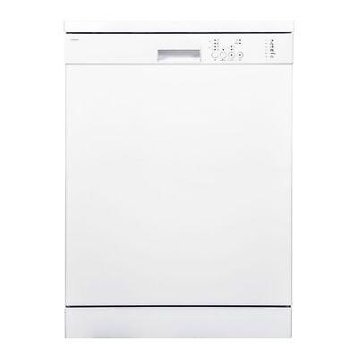 ESSENTIALS CDW60W18 Full-size Dishwasher - White - Currys
