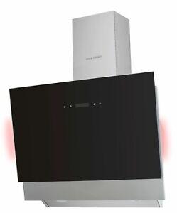 Schneider-Dunstabzugshaube-schwarz-Ambiente-Beleuchtung-LED-Kopffreihaube-60cm