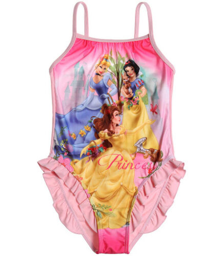 Girls HELLO KITTY MY LITTLE PONY SWIMSUIT SWIMMING COSTUME 2 3 4 5 6 7 8 9 10