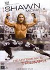 Shawn Michaels Heartbreak and Triumph - DVD Region 1