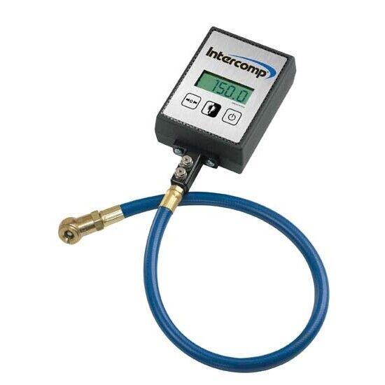 Intercomp 360045-150-Bc 150 PSI Digital Air Pressure Gauge