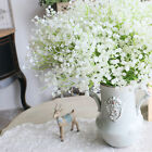 Popular Artifical Gypsophila Silk Flower Bouquet Home Wedding Party Props Decor