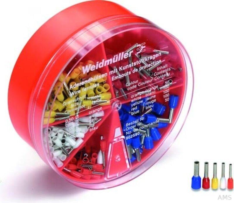 Weidmüller Aderendhülsenbox H-BOX 0,5-2,5QMM |