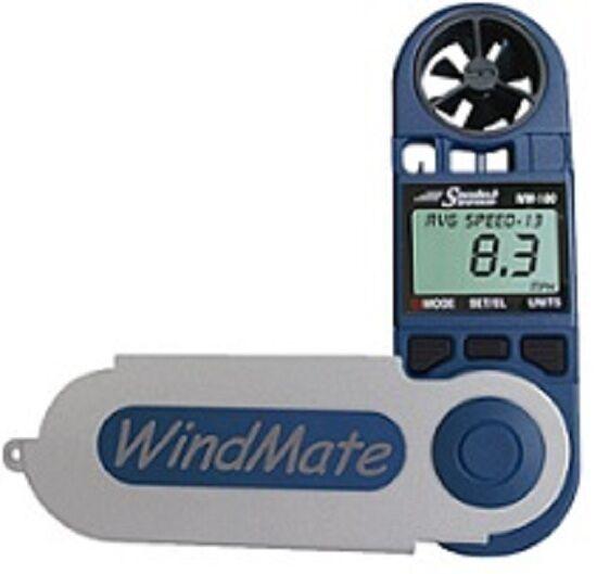 Nuevo Weatherhawk WM-100 Windmate Anemómetro medidor de viento portátil básico