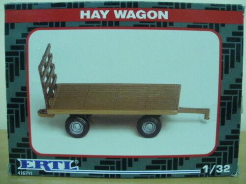 Heu-Anhänger,1996 1:32 Hay Wagon 4167 Y ERTL,ovp