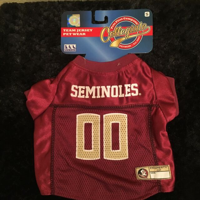 Pets First Florida State Seminoles Jersey Small