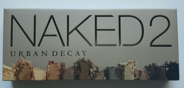 Urban Decay Eye Shadow Naked 2 Palette