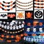 Halloween-Pumpkin-Spider-Garland-Hanging-Ghost-Paper-Festive-Home-Party-Decor miniature 1