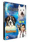 The Adventures Of Greyfriars Bobby/Beethoven/K-9 (DVD, 2008, 3-Disc Set, Box Set)
