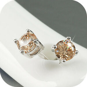 18k-white-gold-gp-made-with-Swarovski-crystal-round-stud-earrings-4mm-small