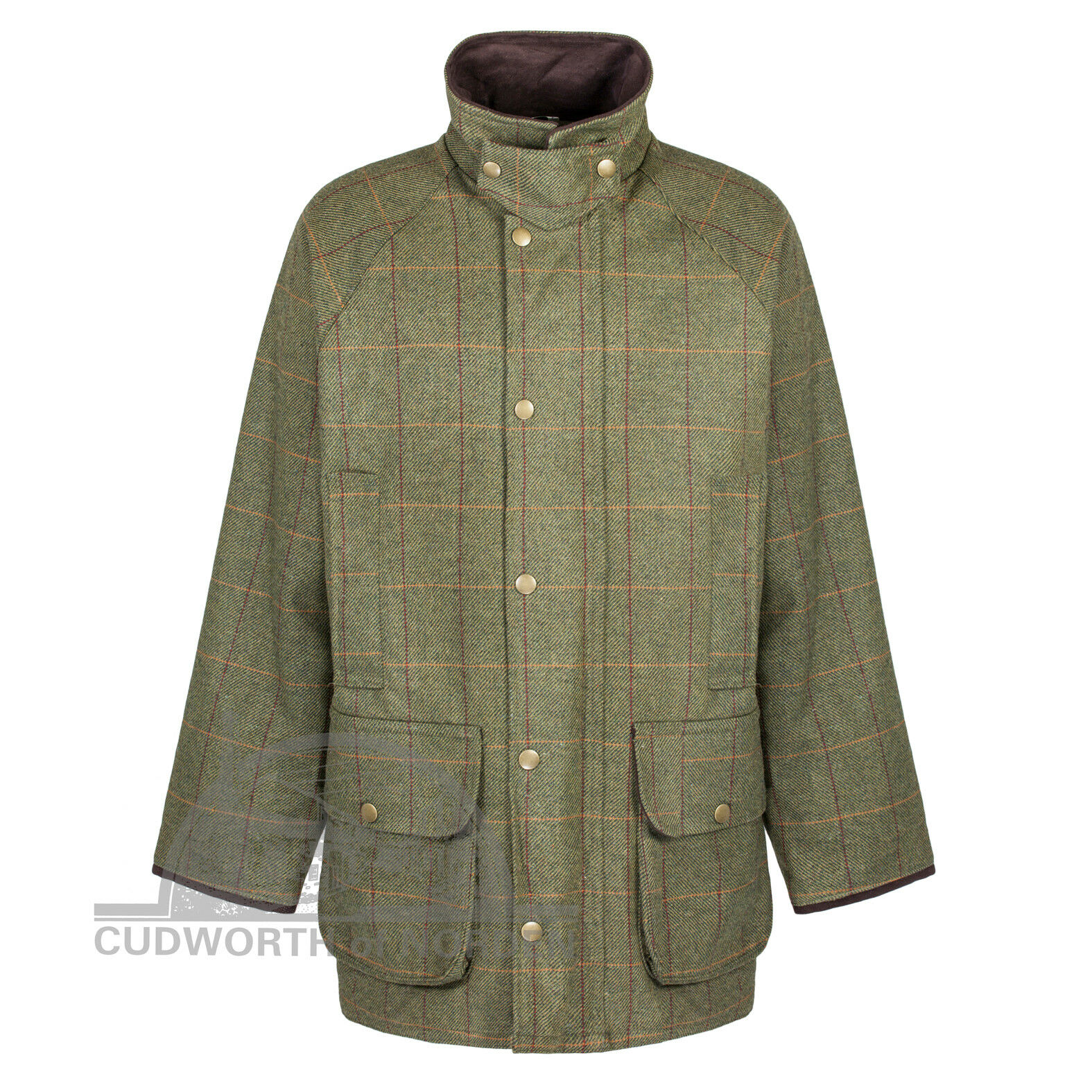 DELUXE WATERPROOF WOOL TWEED COAT SIZE 2XL LAST REDUCTION MASSIVE BARGAIN